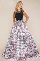 Mac Duggal 65846H Ball Gowns Style