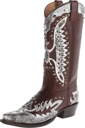 Stetson Women's Eagle Underlay Boot
