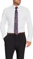 TAROCASH Lennox Textured Dress Shirt