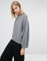 NATIVE YOUTH Cocoon Minimal Sweater