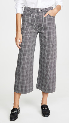AG Jeans The Etta Boundless Wide Leg Crop Pants