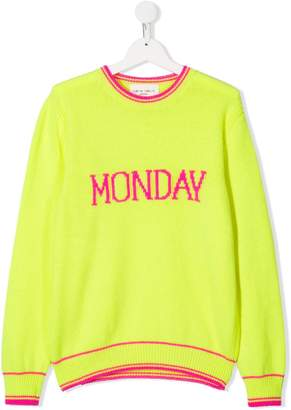 Alberta Ferretti Kids Monday jumper
