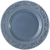 Mikasa Italian Countryside Accents Scroll Blue Salad Plate