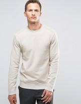 Celio Sweatshirt With Asymetrical Pocket Details