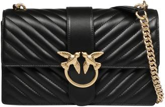 Pinko Love Classic Icon Quilt Bag