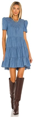 LIKELY River Chambray Dress