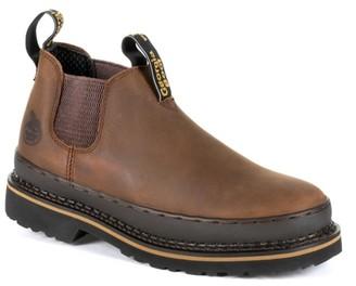 Georgia Boot Giant Revamp Steel Toe Work Shoe
