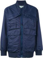 Kenzo utility bomber jacket - women - Polyamide/Polyester - S