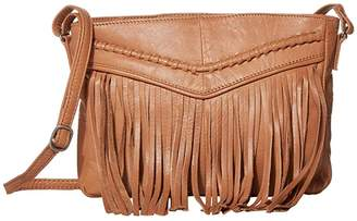 Day & Mood Esther Crossbody (Camel) Cross Body Handbags