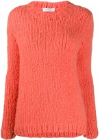Gabriela Hearst cashmere crew neck jumper