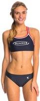 TYR LifeLifeguard Solid Dimaxfit Workout Bikini Swimsuit 3166