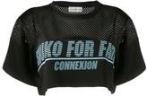 Faith Connexion Shuko graphic-print T-shirt