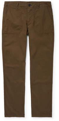 Paul Smith Cotton-Blend Trousers