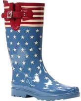 Western Chief Women's Flag Top Pop Rain Boot