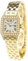 Cartier 'Santos Demoiselle' analog watch