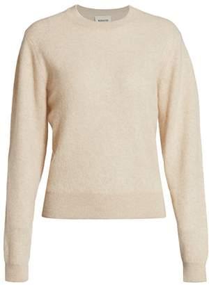 KHAITE Viola Cashmere Knit Sweater