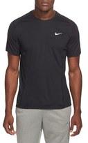 Nike 'Miler' Dri-FIT UV Protection T-Shirt