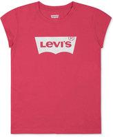 Levi's Graphic-Print T-Shirt, Toddler & Little Girls (2T-6X)