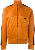Ami Alexandre Mattiussi zipped track jacket - men - Cotton/Polyester - M