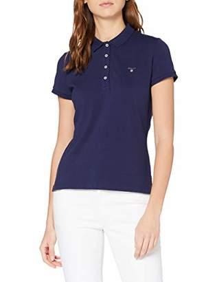 Gant Women's The Original Pique Polo Shirt,Size 14 (Size:)