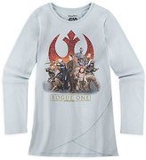 Disney Rogue One: A Star Wars Story Rebel Forces Long Sleeve Tee for Girls