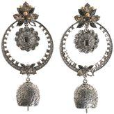 Alexander McQueen Bell Earrings