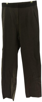 Maison Margiela Khaki Cloth Trousers