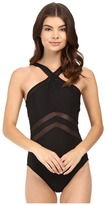 Miraclesuit Solid Point of View One-Piece