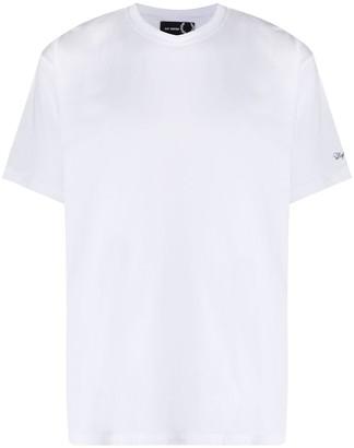 Raf Simons x Fred Perry Yoke print T-shirt