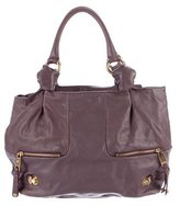Marc Jacobs Knotted Leather Tote