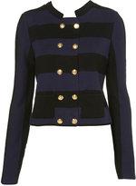 Knitted Stripe Jacket