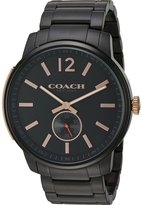 Coach Men's Bleecker - 14602080 Black Watch