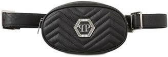 Philipp Plein Junior Faux Leather Belt Bag