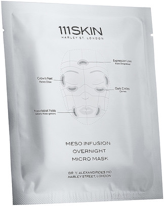 111SKIN Meso Infusion Overnight Mask 4 Pack