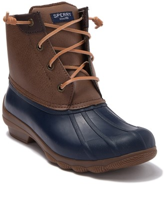 Sperry Syren Gulf Waterproof Lace Up Duck Boot