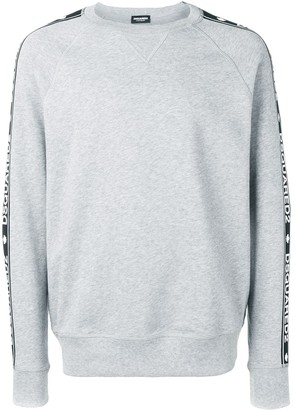 DSQUARED2 Side Panelled Sweatshirt