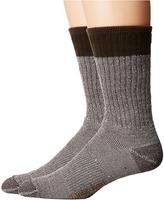 Timberland Rugged Crew 2-Pack Socks