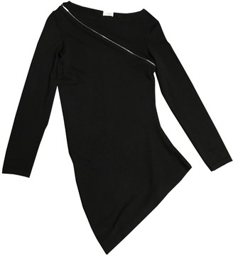 Philosophy di Alberta Ferretti Black Wool Knitwear for Women