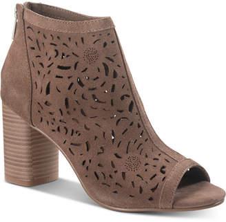 American Rag Glia Suede Shooties, Women Shoes