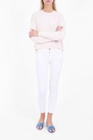 Frame White Skinny Jeans