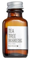 Beardbrand Tea Tree Beard Oil - 1 fl oz
