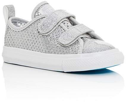 5927de97be Unisex Chuck Taylor All Star 2V Glitter Low-Top Sneakers - Walker, Toddler