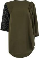 J.W.Anderson asymmetric sleeve blouse