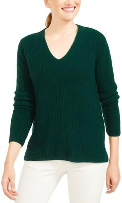 J.Mclaughlin Abie Cashmere & Wool-Blend Sweater
