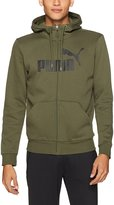 Puma Men's Essential No.1 Fleece Full Zip Hoodie