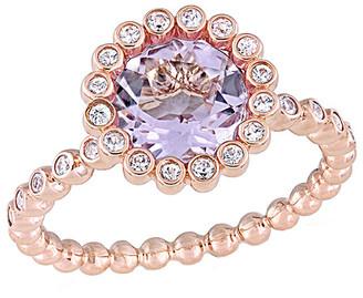 Rina Limor Fine Jewelry 10K Rose Gold 1.76 Ct. Tw. Gemstone Ring