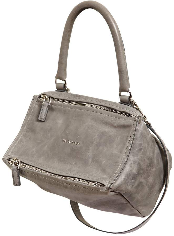 Givenchy Small Pandora Washed Leather Bag