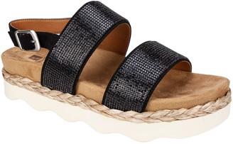 White Mountain Adjustable Sandals - Austin