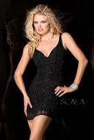 Scala 48608 Dress In Black