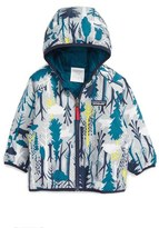 Patagonia Infant Puff-Ball Water Resistant Reversible Jacket